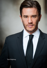 Actor Tom Pelphrey