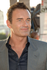 Actor Julian McMahon