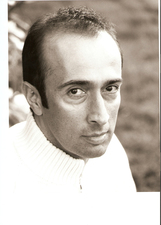 Actor Bijan Daneshmand