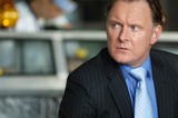 Actor Robert Glenister