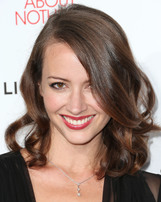 Actor Amy Acker