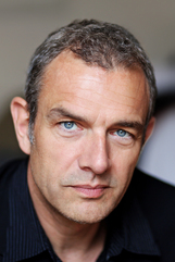 Actor Jean-Yves Berteloot