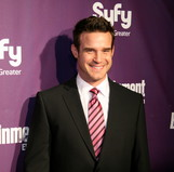 Actor Eddie McClintock
