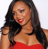 Actor Tiffany Hines