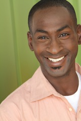 Actor Michael Estime