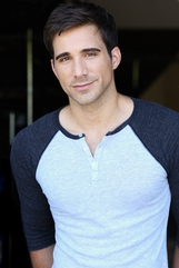 Actor Justin Ray