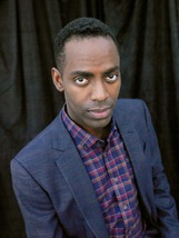 Actor Baron Vaughn