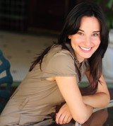 Actor Alison Becker