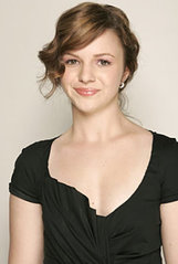 Actor Amber Tamblyn