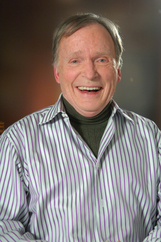 Actor Dick Cavett