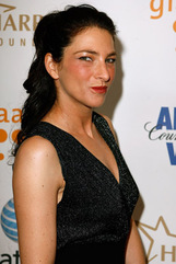 Actor Laura Silverman