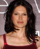 Actor Karina Lombard