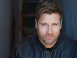 Actor Damon Runyan