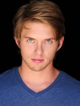 Actor Chris Brochu