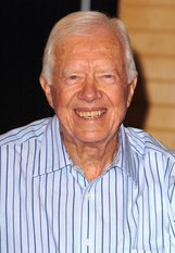 Actor Jimmy Carter