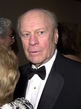 Actor Gerald Ford