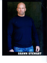 Actor Shawn Stewart