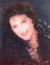 Actor Majel Barrett