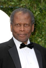 Actor Sidney Poitier