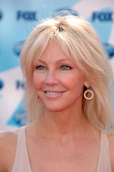Actor Heather Locklear