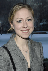 Actor Chelsea Clinton