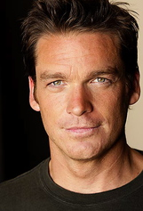Actor Bart Johnson