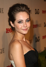 Actor Willa Holland