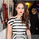 Actor Christina Chong