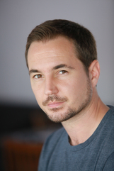 Actor Martin Compston
