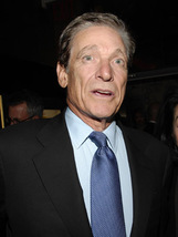 Actor Maury Povich