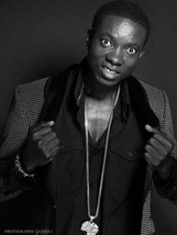 Actor Michael Blackson