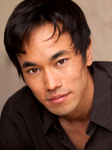 Actor Teddy Chen Culver
