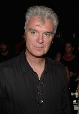 Actor David Byrne