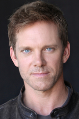 Actor Adam Harrington