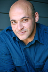 Actor Mike Batayeh