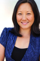 Actor Janet Song