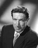 Actor Richard Boone