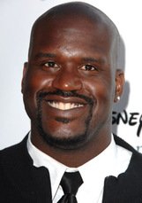 Actor Shaquille O'Neal