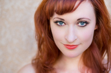 Actor Megan Therese Rippey