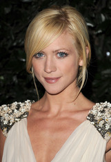 Actor Brittany Snow