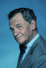 Actor James Gregory