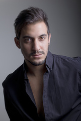 Actor Michel Issa Rubio