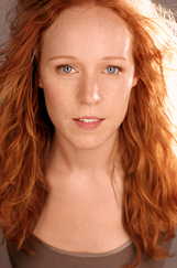 Actor Katy Wright-Mead