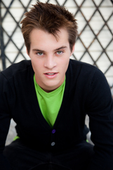 Actor Marcus Johns