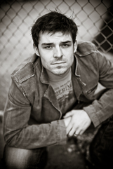 Actor Jesse Hutch