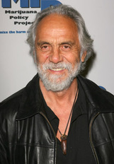 Actor Tommy Chong