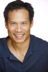 Actor Ray Chang