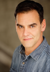 Actor Christopher Dempsey