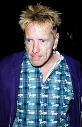 Actor John Lydon