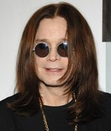 Actor Ozzy Osbourne